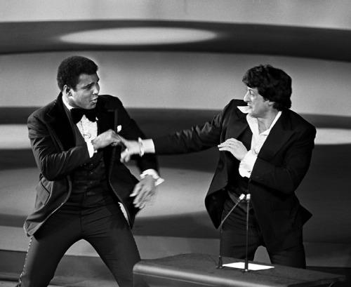 Rocky and Ali