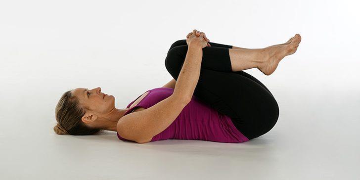 Apanasana Yoga