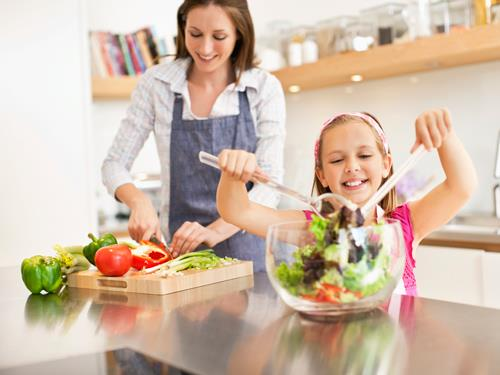 Do something of mutual interest with your child