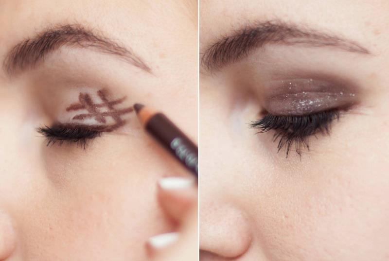 How to get a good smoky eye effect