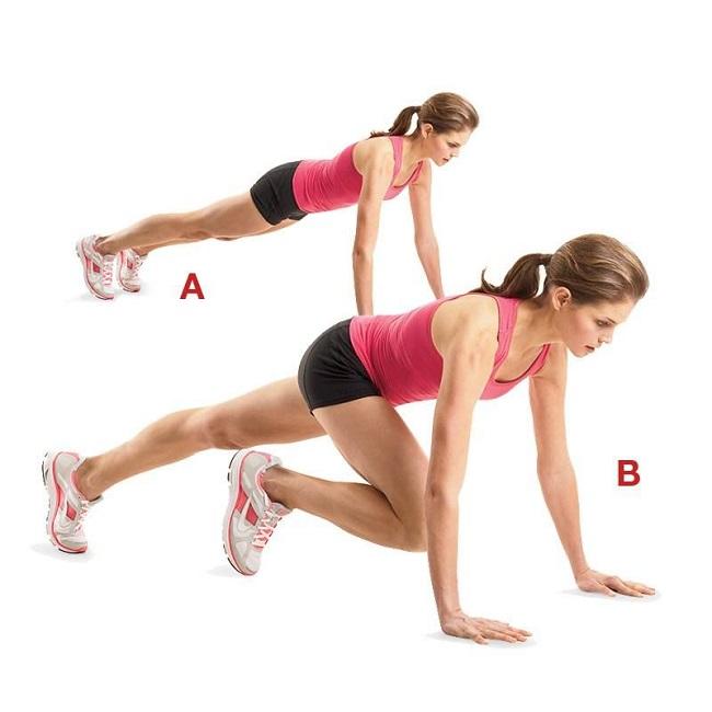Workout segmen