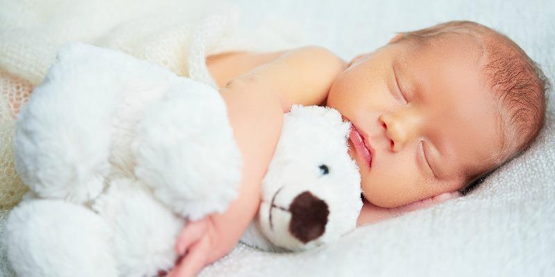 Why newborn babies sleep a lot?