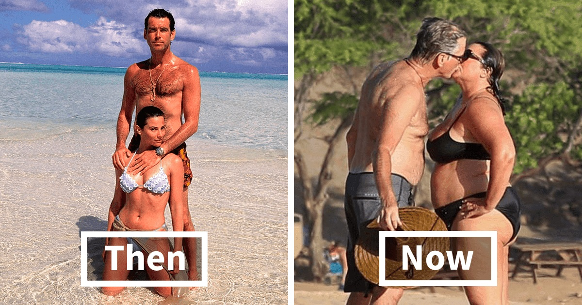 Together for Over 25 Years, Actor Pierce Brosnan and His Wife are Definitely Couple Goals