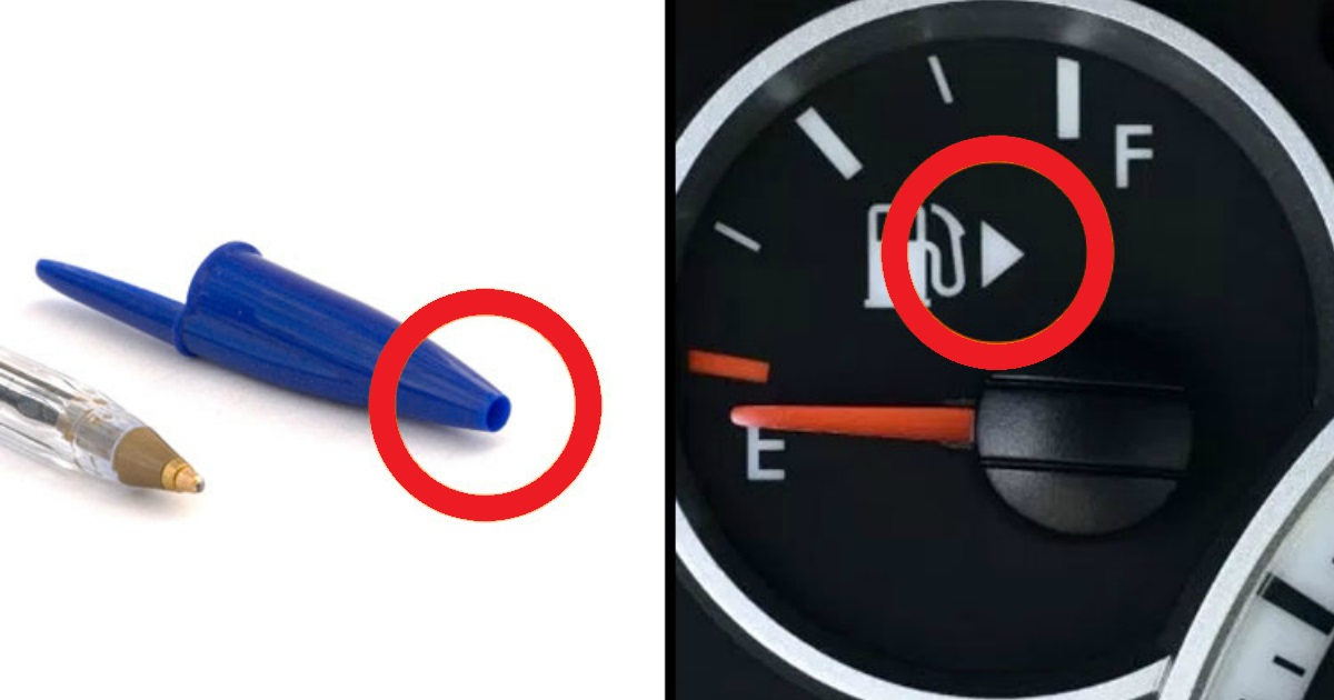 16 Everyday Objects Whose True Purpose You Did Not Know