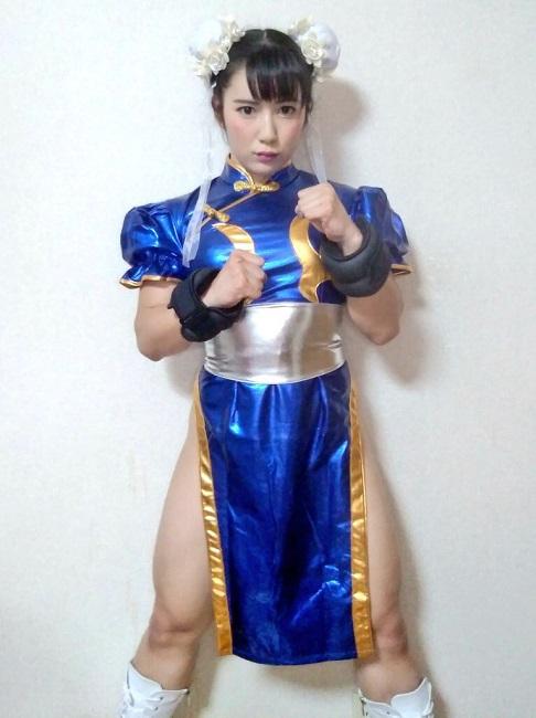 Saiki loves cosplay