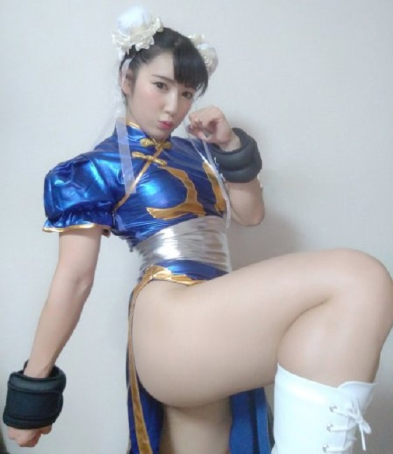 The real Chun Li