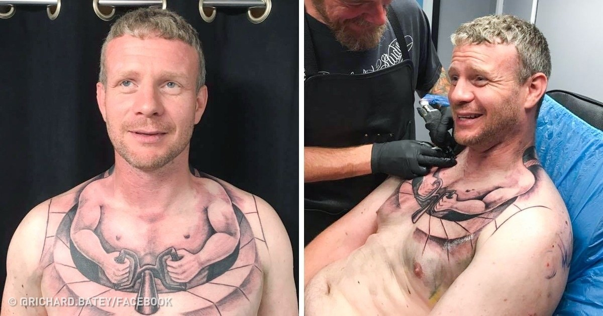 These 17 tattoos are so real that your mind will get twisted after seeing them, especially the 7th and the 9th one. This artwork definitely needs your appreciation and we are sure that you must not have seen such classy work before.