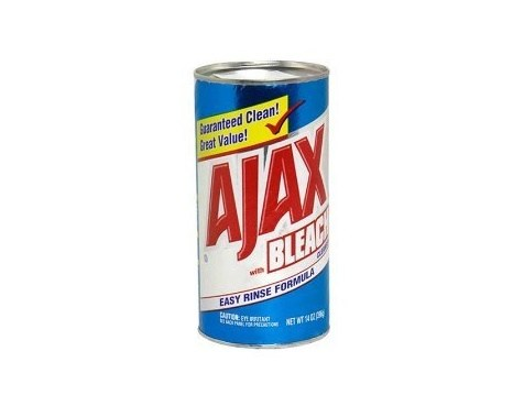 Ajax Cleanser, Toothpaste