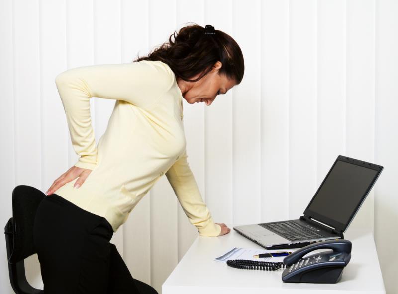 Causes of tailbone pain