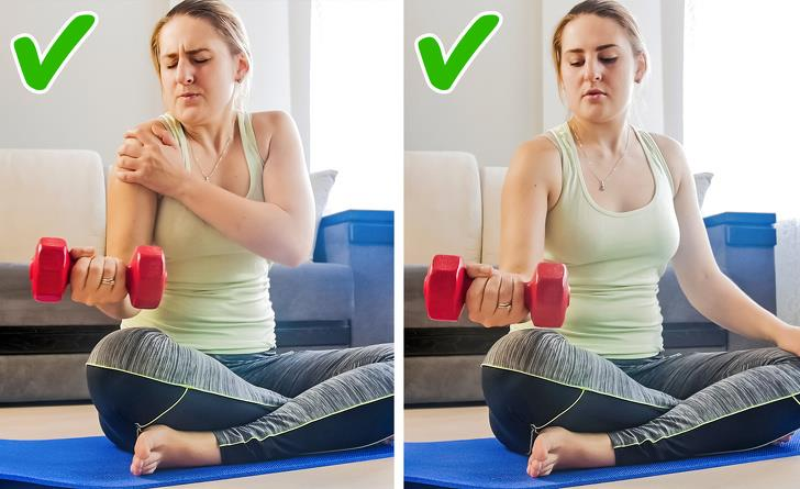 Myth 9: Stretching before a workout