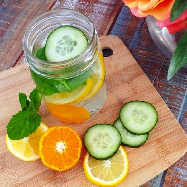 Cinnamon and Grapefruit Drink