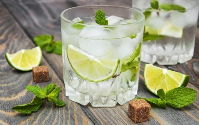 How to prepare lemon drinks