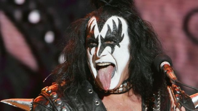 Gene Simmons tongue insurance